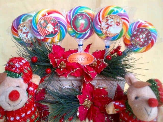Lollipop Christmas