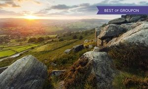Hollin Hall Hotel – 1 or 2 Nights For Two With Breakfast and Prosecco from £69 | Peak District offer