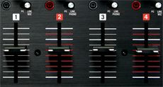 NS6 4-Channel Digital DJ Controller and Mixer | Numark - Cutting-edge professional DJ equipment