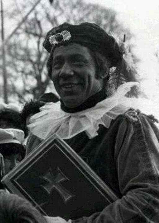 Sint Nicolaas en zijn Maatjes; Sweet memories '60- '70 (Piet Römer) de allerbeste Hoofd Piet!