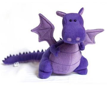 Dragon sewing pattern $9.00