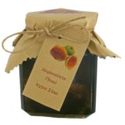 ΠΑΡΑΔΟΣΙΑΚΟ ΓΛΥΚΟ ΣΥΚΟ  Άγρια σύκα, ζάχαρη και χυμός λεμονιού είναι τα υλικά που χρησιμοποιεί η γιαγιά για την παρασκευή του γλυκού αυτού.  Καθαρό βάρος: 420 γρ.