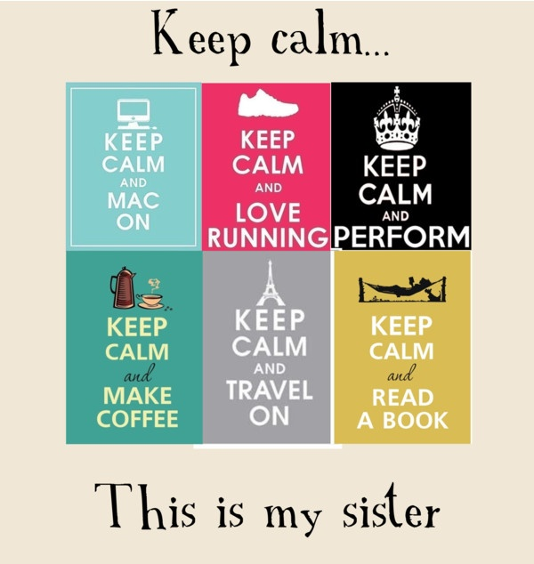 """Keep calm and..."" by littlefairy8 on Polyvore"