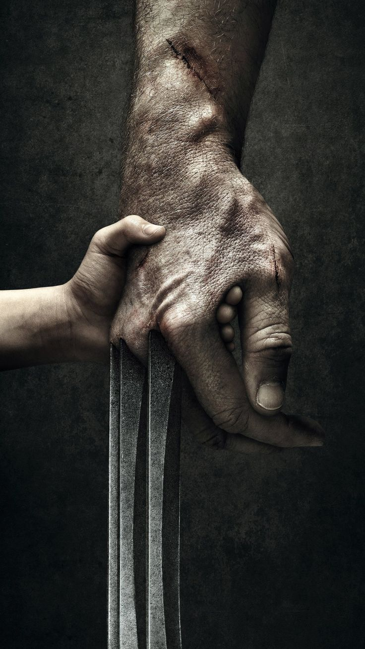 2017 Logan Movie Hd Honor Smartphone Wallpaper - [1080x1920]