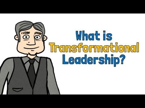 What is TRANSFORMATIONAL LEADERSHIP?