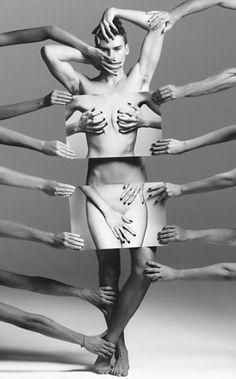 Image result for fashion gender identity depression photography