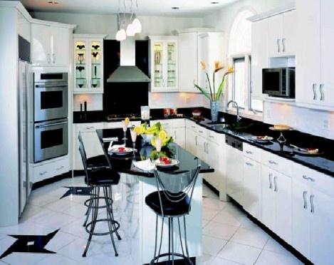 Economy of space cocinas kitchen pinterest for Economic kitchen designs