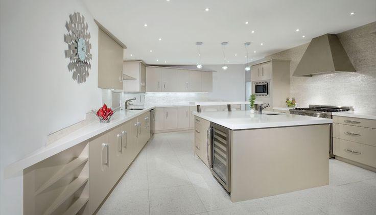 Ultra-Modern Kitchen Design