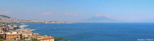Vesuvio - Golfo di Napoli (Naples, Italy)