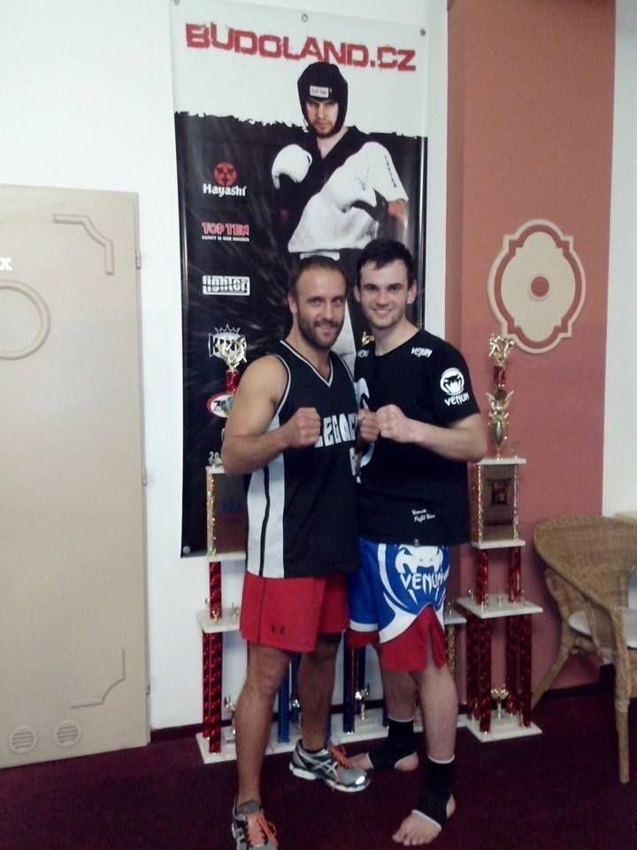 KOSA gym s trenérem Ivosem Zubatym