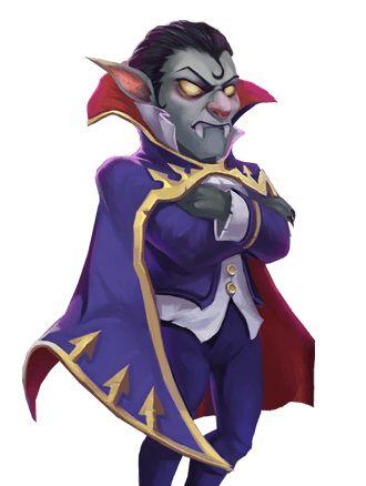 Vlad Dracula - Castle Clash Wiki