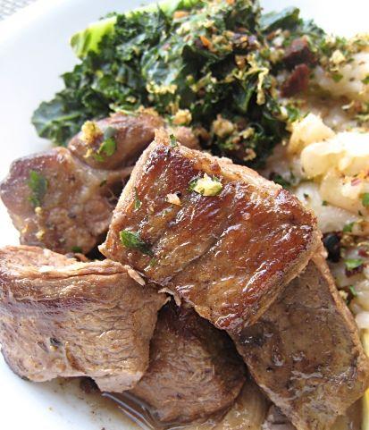 Receitas - Carne de Vinho e Alhos - Férias na Madeira