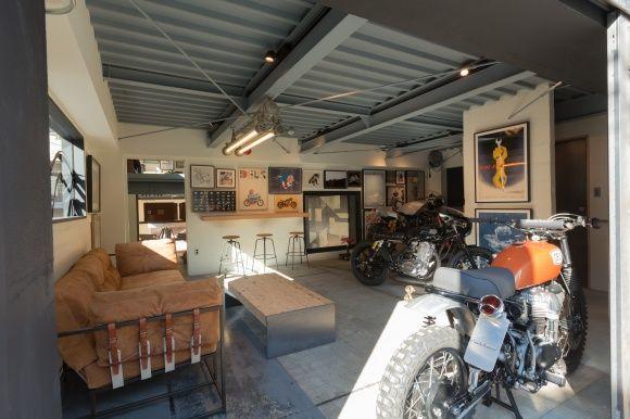 オーストラリア発のバイク×サーフブランド、「デウス・エクス・マキナ」が日本上陸。