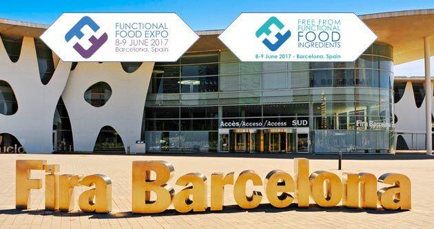 Los días 8 y 9 de junio tendrá lugar en Fira de Barcelona la quinta edición de la feria Free From/Functional Food Expo