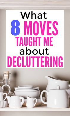 After moving 8 times, I've learned quite a bit about decluttering and organization! There are 3 specific questions I ask myself on a regular basis. Whether you have a move in your future or not, these decluttering tips will help you, too. via @Alyssa @ Good + Simple | Recipes + Tips + DIY + Home