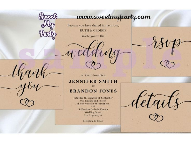 Cheap Country Wedding Invitations: 25+ Best Ideas About Wedding Invitation Inserts On