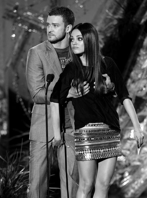 Justin Timberlake & Mila Kunis — Friends With Benefits