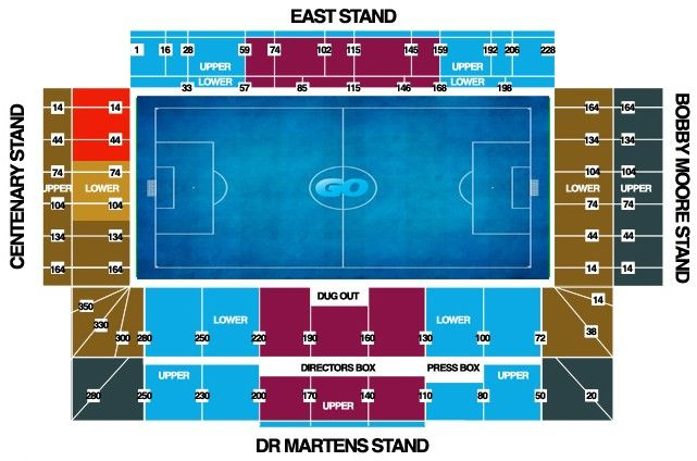 West Ham #United_v_Liverpool_Tickets Delivered in Time when #Purchased Via  Go Football Tickets