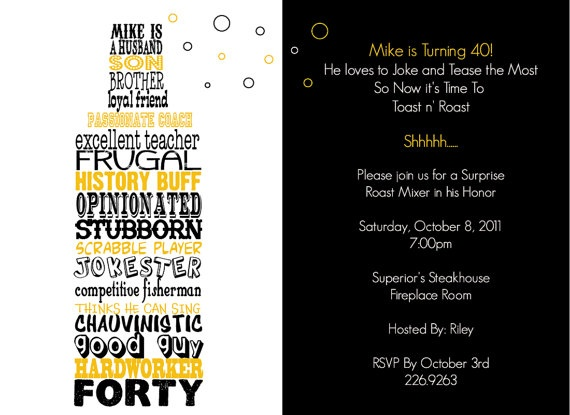 10 best Jakeu0027s 40th images on Pinterest Birthday party ideas - best of invitation kick off meeting