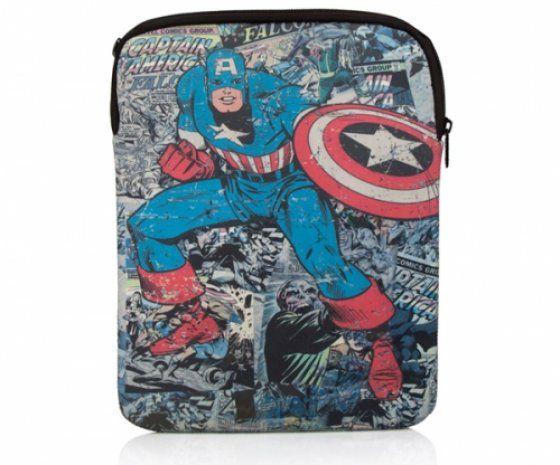 MARVEL IP1520 Captain America tablet tok
