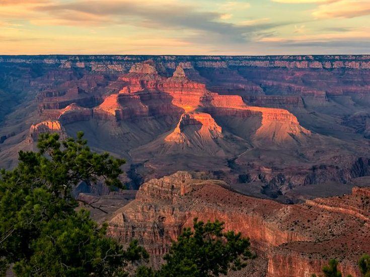 Mather Point, Grand Canyon, Arizona