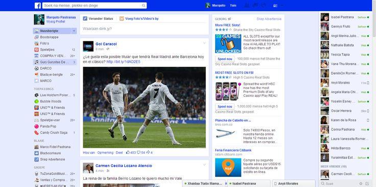 ¡Nunca más azul en Facebook gracias a Color My Facebook!