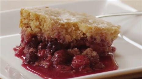 Ricotta Pudding Cake Bhg