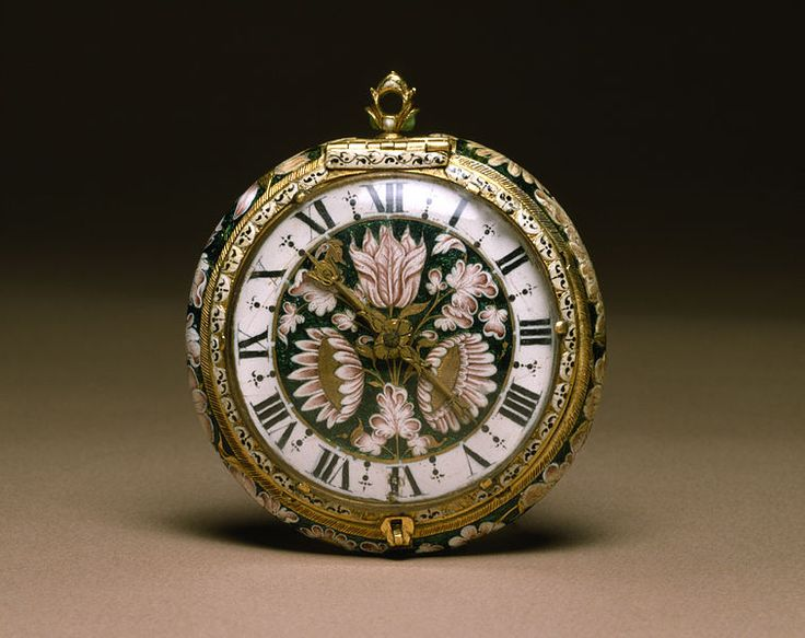 163050.Josias Jolly (French) (Clockmaker) Attributed to