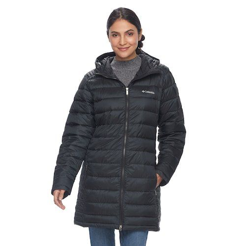 Columbia Frosted Ice Women's Hooded Puffer Jacket $99.99 ...