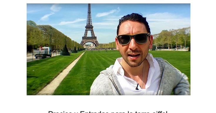 Entradas para la Tour Eiffel  Descubre como evitar la espera debajo de la torre eiffel comprando tus tickets corta filas online.  #toureiffel  #torreeiffel  #eiffeltower  #tickettorreeiffel  #entradastorreeiffel  #paris #france