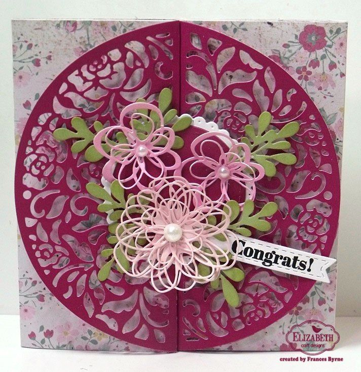 Hi everyone, It's Frances here today with a fun tutorial to share with you. I have created a Double Gatefold Card using the ModaScrap Gatefold – Elegant Roses die set. This is a new way to create a Gatefold Card, different from what is shown on the packaging. Here is how I created my card:... Continue reading →