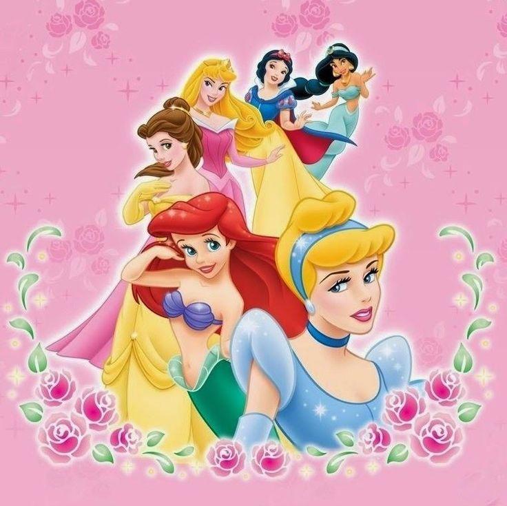 Schemi per il punto croce: Le principesse Disney