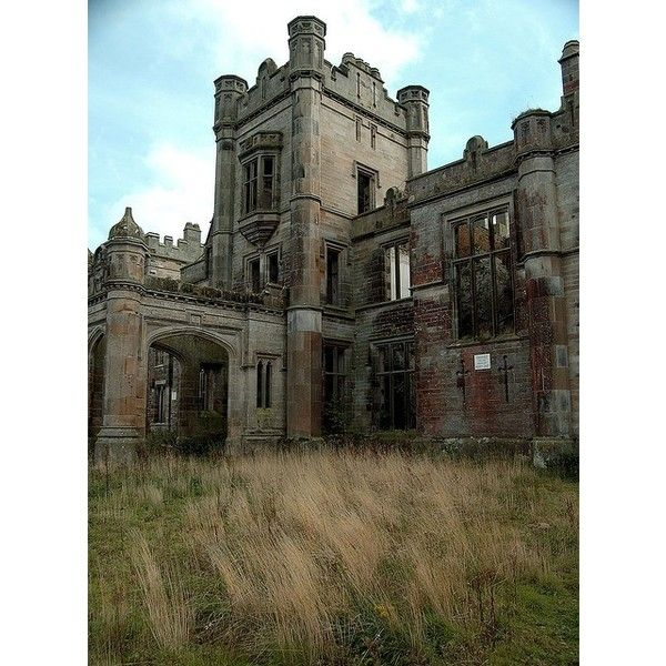 Abandoned Home In Scotland. Makes Me Wonder Found On