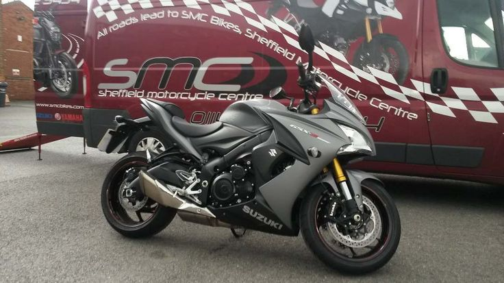 #Suzuki #GSXS1000F about to get delivered to a lucky owner :) smcbikes.com 01142525454 http://ift.tt/2qTXddl