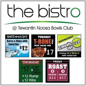 T.N.B.C. - Dining