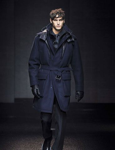 Fashionista Smile: Ferragamo: Urban Rain - Fall 2013