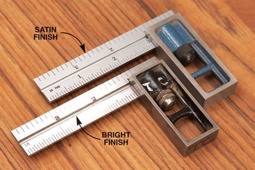 Tips for Marking and Measuring - Woodworking Shop - American Woodworker If you're thinking about ...