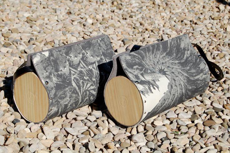 Fractales. Creados a partir de fotogrfías de ramas secas del pirineo aragonés