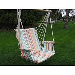 Deluxe Sienna Style Hammock Swing Chair