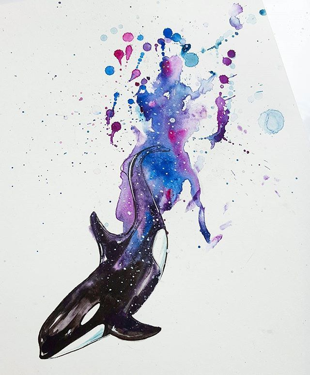 A space Orca for Sophie ready for my guest spot at No Regrets this week #uktta…