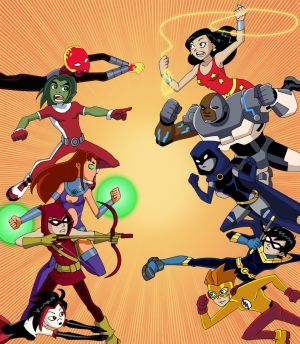 Teen Titans: Season 6 - What I Would Do. by Glee-chan on DeviantArt