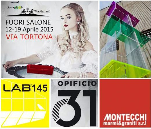 There we go! Milan Design Week 2015