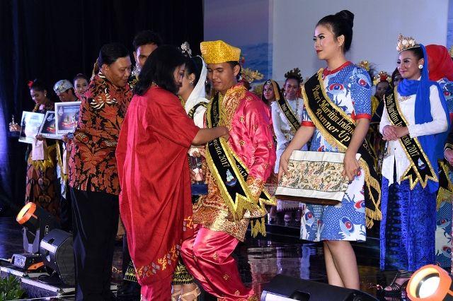Kasum TNI Hadiri Grand Final Putra-Putri Maritim Indonesia 2017
