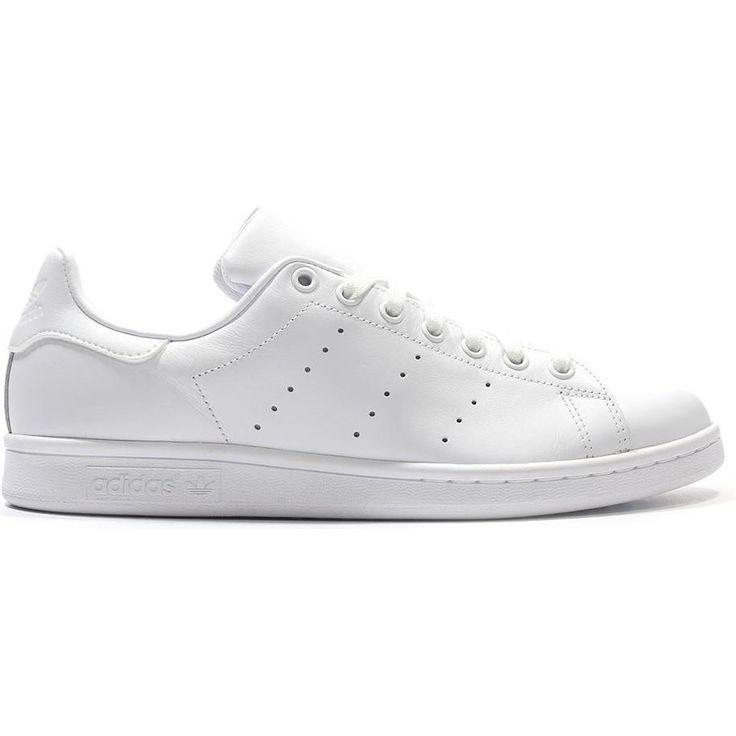Adidas Stan Smith All White as seen on Karlie Kloss
