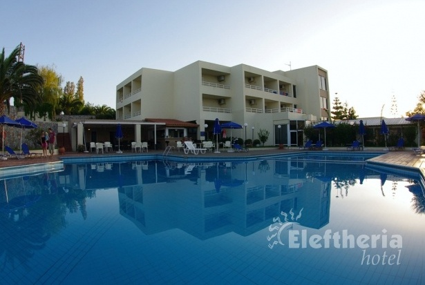ELEFTHERIA Hotel, Agia Marina - Chania
