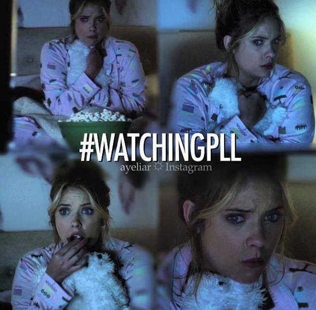 #WATCHINGPLL - So true! - Pretty Little Liars