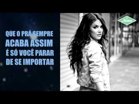 Manu Gavassi - Conto de Fadas (Lyric Video)