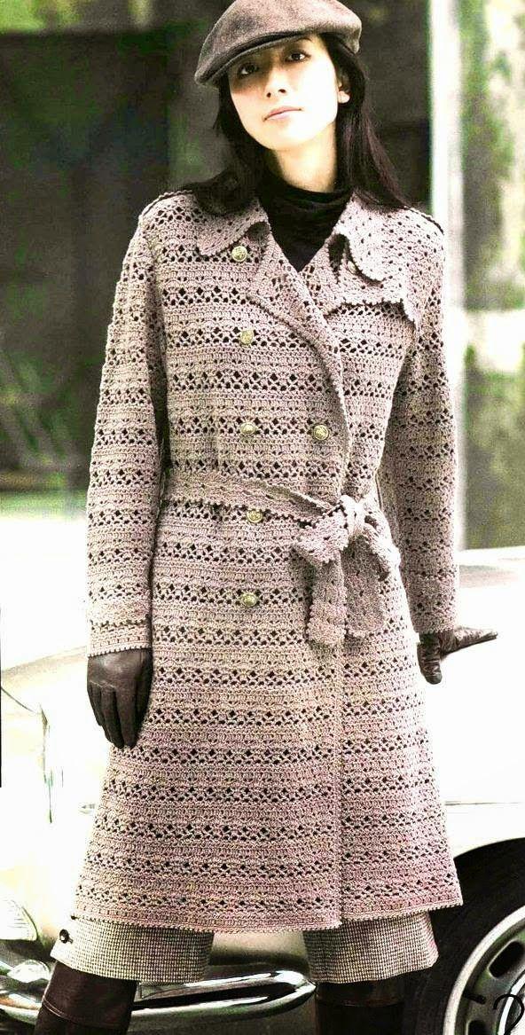Olá,  Continuando o post dos casacos longos....Espero que gostem dos modelos.  Obrigada pela visita!  Beijos  Jane  Hello, in addition ...