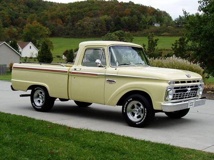 1966 Ford F100 CUSTOM CAB