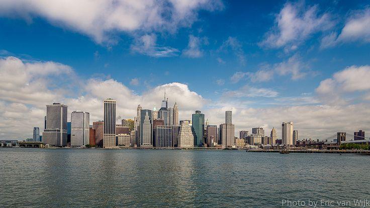 Lower Manhattan Sky(line)